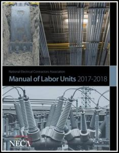 Manual of Labor Units (MLU) 2017-2018 edition