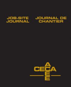 Journal de chantier
