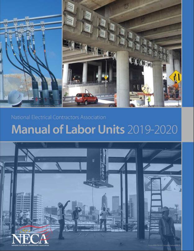 Manual of Labor Units (MLU) 2017-2018 edition